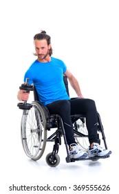 man in wheelchair images stock photos vectors shutterstock
