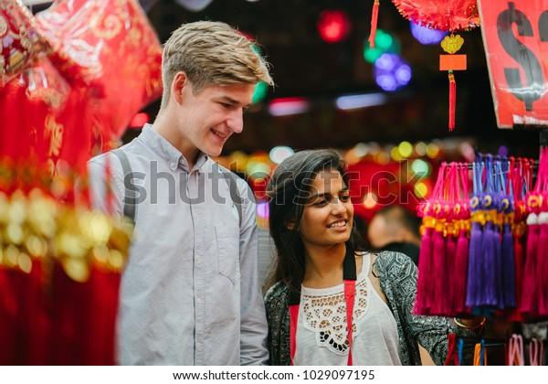 Asiatische weiГџe interracial Datierung