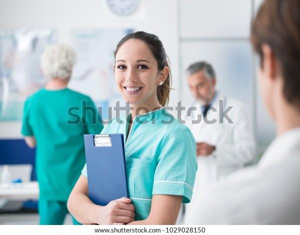 Studentka medicíny