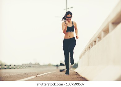 young fitness woman runner,Healthy lifestyle concept