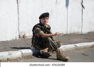 Military Beret Images, Stock Photos & Vectors | Shutterstock