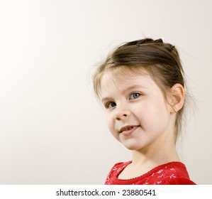 young girl - portrait