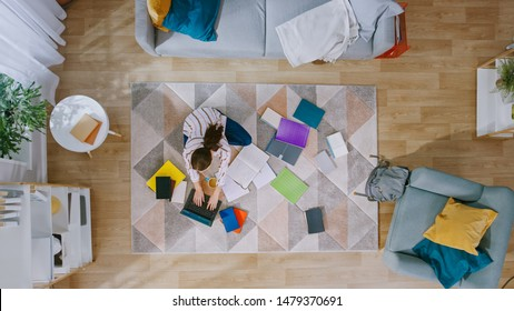 Brilliant Apartment Furniture Top View Stock Photos Images Bralicious Painted Fabric Chair Ideas Braliciousco