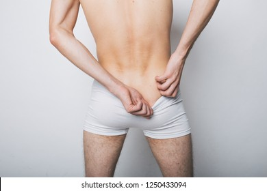 Suggest you photos of itching assholes all
