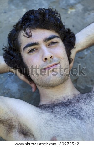 young hairy pics