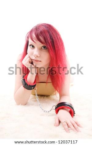 Handcuffs videos playful babes get handcuffed