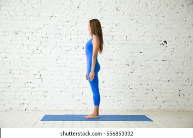 tadasana images stock photos  vectors  shutterstock