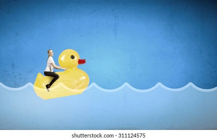 Similar Images Stock Photos Amp Vectors Of Sexy Girl Ducks