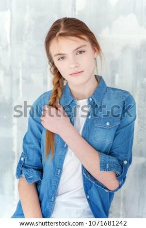 Already cute teen girl jeans were