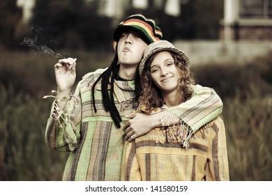 Gamla hippies dating
