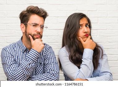Dating clueless man