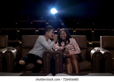Interracial dating är fel