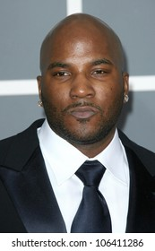 Young Jeezy at the 51st Annual GRAMMY Awards. Staples Center, Los Angeles, CA. 02-08-09