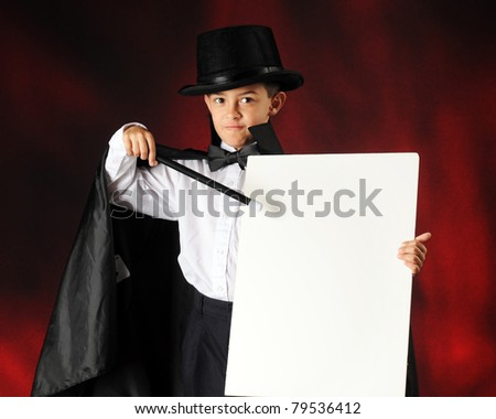 The Young Magician
