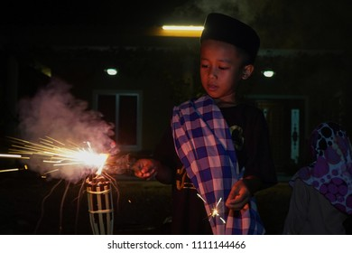 Firecrackers Kids Stock Photos Images Photography