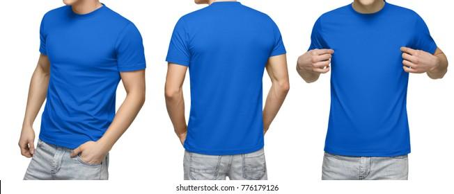 Blue Shirt Images Stock Photos Vectors Shutterstock