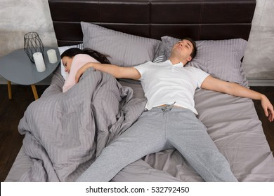 Image result for Starfish couple sleep