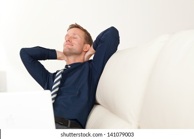 young man at home - Shutterstock ID 141079003