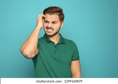 Sores On Scalp Images, Stock Photos & Vectors | Shutterstock