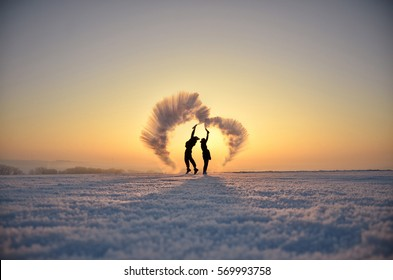 Winter Morning Images Stock Photos Vectors Shutterstock