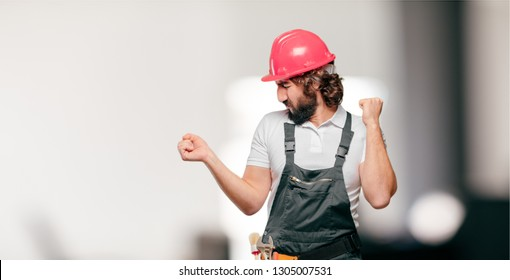 young man worker