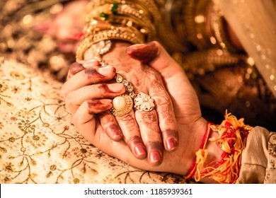 Indian Engagement Couple Images Stock Photos Vectors Shutterstock Wedding invitation hindu wedding hinduism , chapathi, woman png clipart. https www shutterstock com image photo young married couple holding hands indian 1185939361