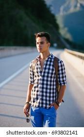 Young Men Fashion