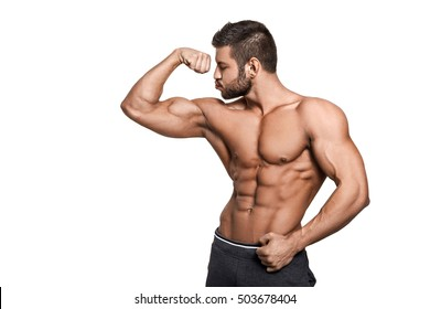 Guy body perfect The perfect