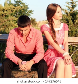 young people couple relationship