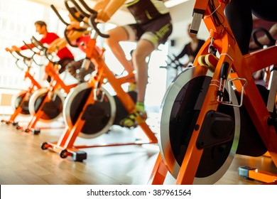 Spinning Bike Images, Stock Photos & Vectors | Shutterstock