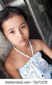 Philippines young girls Beautiful Filipino