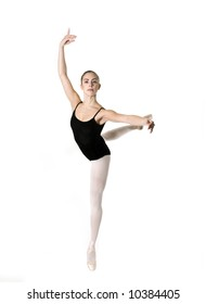 Young professional Dancer