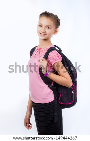 Young little girl pic school images 246