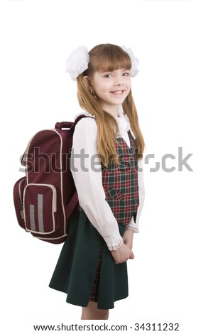 Young little girl pic school images 878