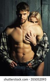 Man touching girls bare tits — img 11