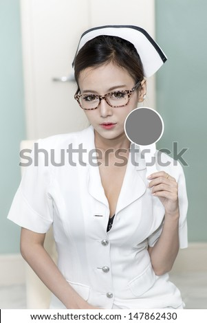 Sexy female asian