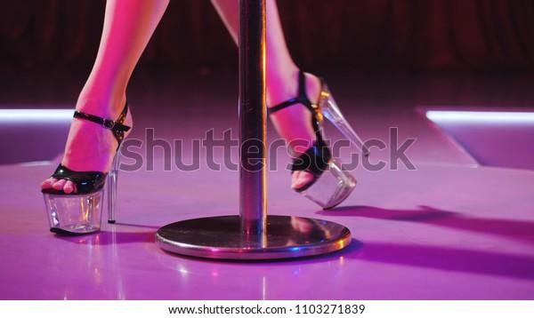 Dance dance stage stage strip tease quality porn