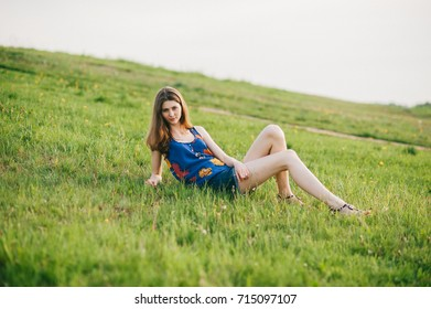 Brunette teen hairy brunette teen — 4