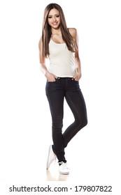 Imágenes Fotos De Stock Y Vectores Sobre Chicas Cuerpo