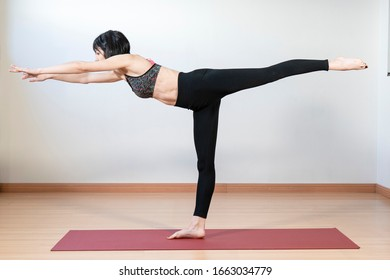 Streching Yoga Stock Photos Images Photography Shutterstock