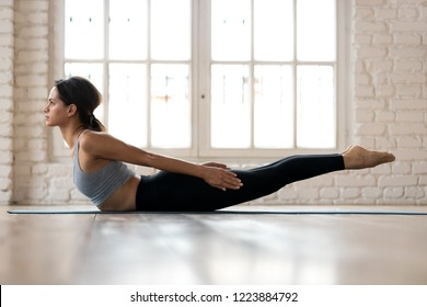 woman bending backwards images stock photos  vectors
