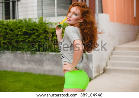 Opinion Sexy hot ass ginger girl