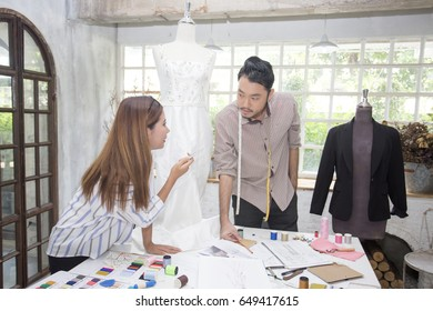 Fashion Designer Meeting Stock Photos Images Photography Shutterstock