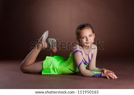 Your Girl gymnastics teen similar