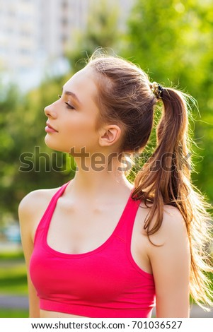 Congratulate, very young girl outdoor pity, that