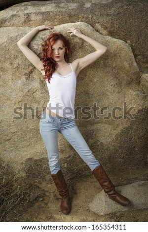 Links redhead skinny teen all