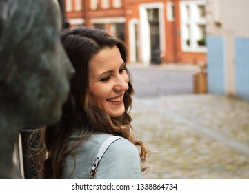 Young Woman  by stature