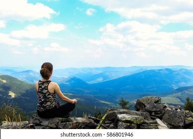 zen meditation images stock photos  vectors  shutterstock