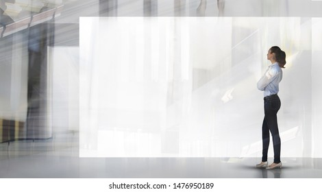 Blank Gallery Wall Images, Stock Photos & Vectors | Shutterstock