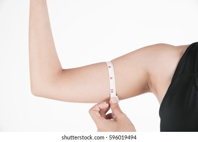 Thin Arms Images, Stock Photos & Vectors   Shutterstock